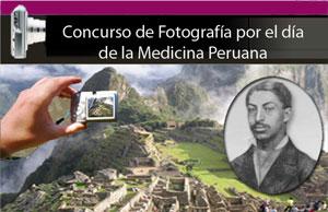 concurso de fotografia por el día de la medicina peruana